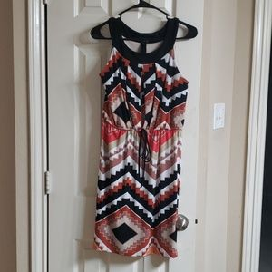 Dresses & Skirts - Multicolored casual dress